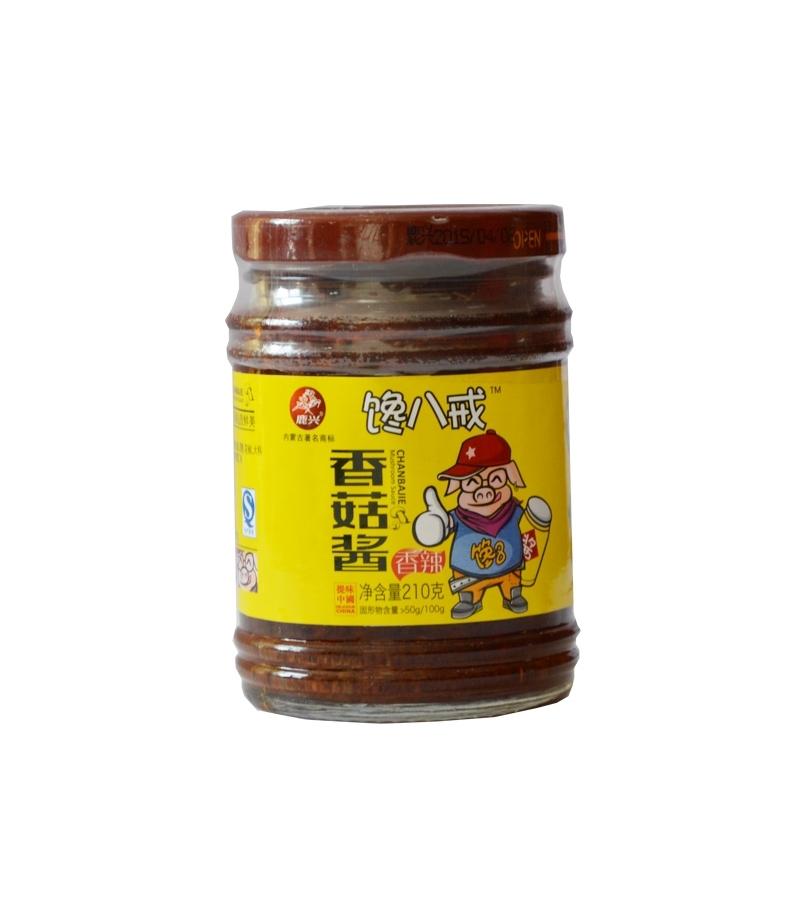 馋八戒香菇酱