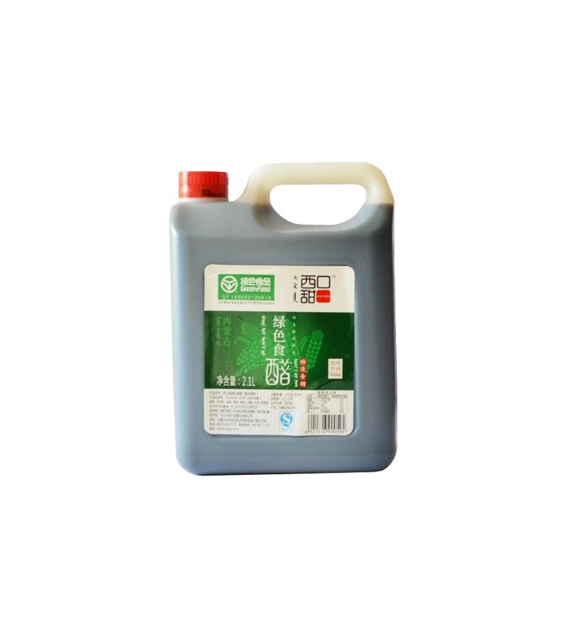 绿色食醋2.1L