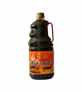 鸡汁红烧2.5L
